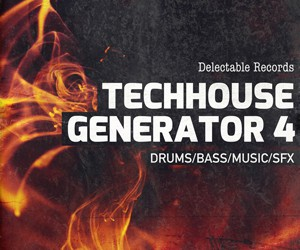 Loopmasters techhouse generator 4 300