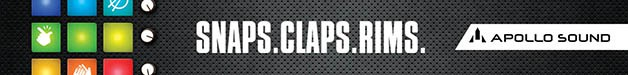Loopmasters snaps claps rims 628%d1%8575