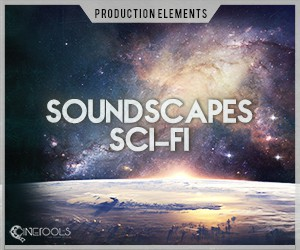 Loopmasters ct sc soundscapes scifi 300x250