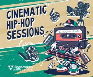 Loopmasters singomakers cinematic hip hop sessions 300 250