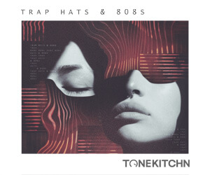 Loopmasters tone kitchn trap hats   808s 300 x 250