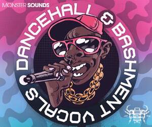 Loopmasters monster sounds dancehall   bashment vocals 300 x 250