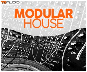 Loopmasters 5 modular houseaudio wav. house  techno  tech house  loops  shots  fx 300 x 250
