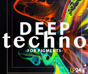 Loopmasters lp24   deep techno for pigments 300x250