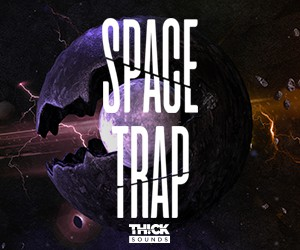 Loopmasters spacetrap 300x250px