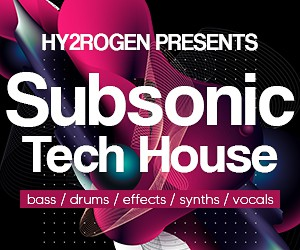 Loopmasters hy2rogen ssth percussion samplerpatches vocals 300x250