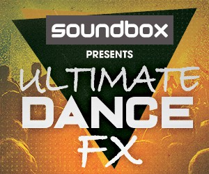 Loopmasters 300 x 250 ultimate dance fx