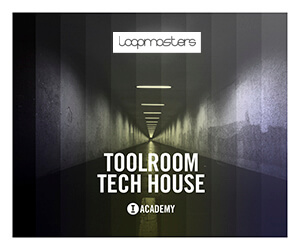 Loopmasters toolroom tech house 300x250