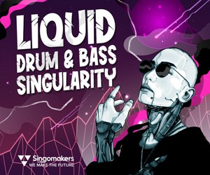Loopmasters singomakers liquid drum   bass singularity 300 250