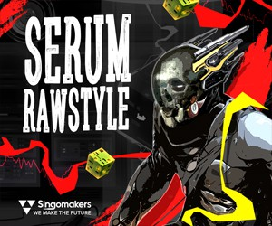 Loopmasters singomakers serum rawstyle 300 250