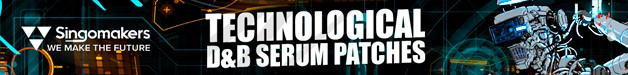 Loopmasters singomakers technological d b serum patches 628 75