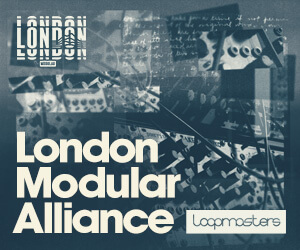 Loopmasters lm london modular alliance 300x250