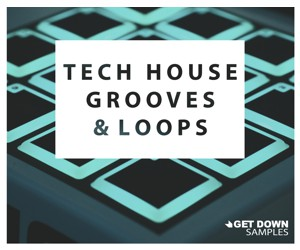 Loopmasters tech house grooves   loops sq large