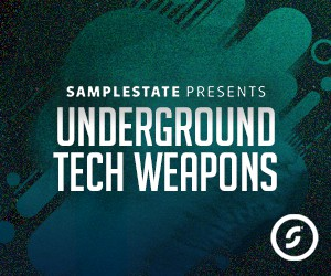Loopmasters underground tech weapons 300x250