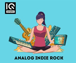Loopmasters iq samples analog indie rock 300 250