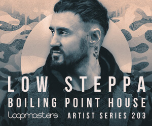 Loopmasters lm as low steppa 300x250