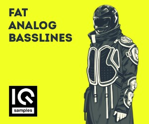 Loopmasters iq samples   fat analog basslines   cover   300x250