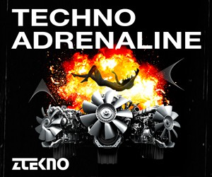 Loopmasters ztekno techno adrenaline underground techno royalty free sounds ztekno samples royalty free 300x250