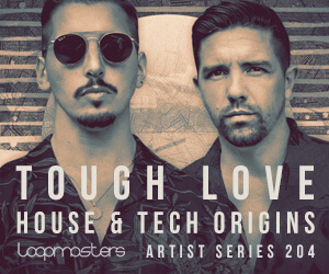 Loopmasters lm as tough love 300x250