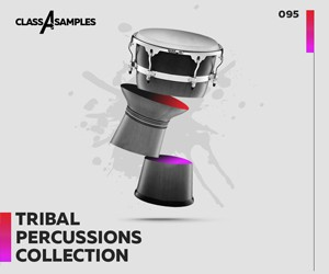 Loopmasters class a samples tribal percussions collection 300 250