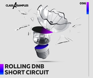 Loopmasters class a samples rolling dnb short circuit 300 250