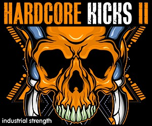Loopmasters 5  hardcore kicks industrial hardcore  rawstyle hardstyle  distorted kicks hard techno 300 x 250