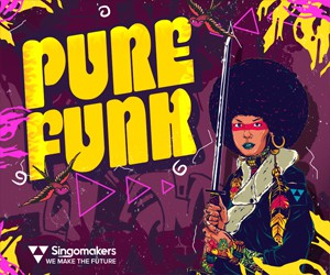 Loopmasters singomakers pure funk 300 250