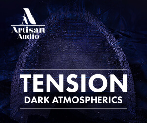 Loopmasters artisan tension 300x250