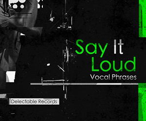 Loopmasters say it loud delectable records 300