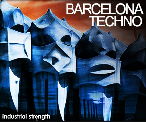 Loopmasters 5 barcelona techno isr loop kits 300 x 250