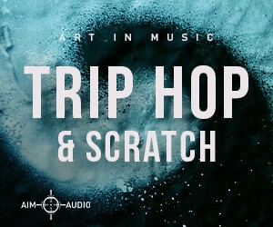 Loopmasters trip hop and scratch 300x250