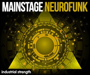 Loopmasters 5 mainstage neuro funk drum loops drum n bass dnb fx synths drum shots recce bass vocals textures 300 x250