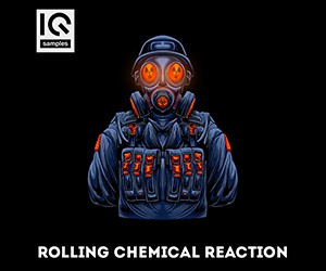 Loopmasters iq samples rolling chemical reaction 300 250