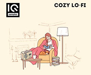Loopmasters iq samples cozy lo fi 300 250