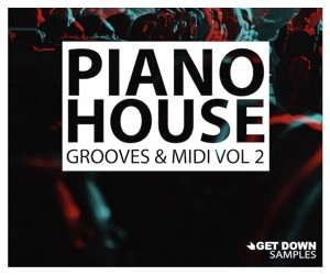 Loopmasters piano house vol