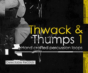 Loopmasters thwack and thumps delectable records 300