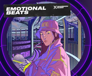 Loopmasters emotional beats   300x250