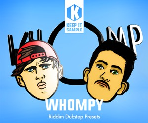 Loopmasters keep it sample   whompy artwork 300x250