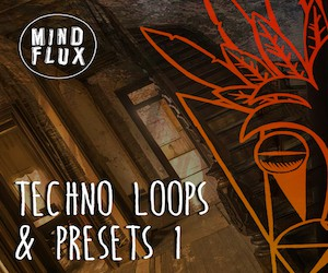 Loopmasters mind flux  techno loops and presets 1 300x250