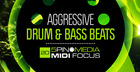 MIDI Focus - Aggressive Drum & Bass Beats