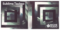Niche samples sounds sublime techno 1000 x 512 new