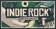 Royalty free indie rock samples  live bass loops  acoustic drums  electric guitars  piano   organ sounds 512