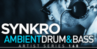 Synkro   ambient drum   bass  music   percussion loops