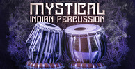 Mystical indian percussion   main cover 1000 x 512