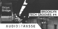 Audiostrasse brooklyn tech grooves 4 512 tech house loops