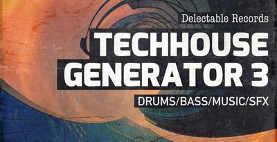 Techhouse generator 3 512 samples loops web