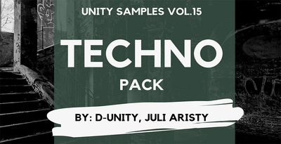 Unitysamples vol15 techno loops loopcloud ready 512
