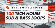100 tech house sub and bass loops 512 web
