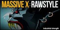 4 massive x rawstyle presets audio kick drums loops one shots leads screeches melodies 1000 x 512 web