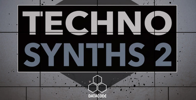 Datacode   focus techno synths 2   banner